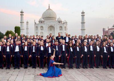 Landwehr @ Taj Mahal